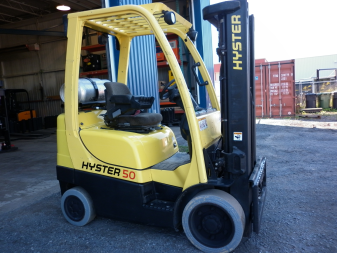 Hyster 5 000 lb. S50FT